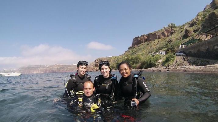 Scuba Diving-Santorini-Discover Scuba Diving in Santorini-4