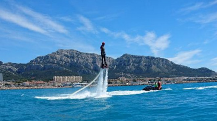 Flyboard/Hoverboard-Marseille-Sessions de Flyboard à la Pointe-Rouge, Marseille-3