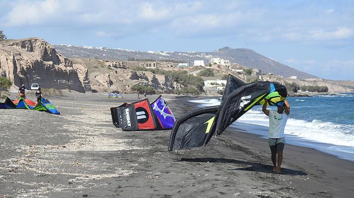 Kitesurf-Santorin-Location de kitesurf à Santorin-3