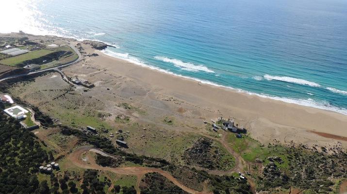 Paragliding-Chania-Tandem paragliding flight in Chania, Crete-7