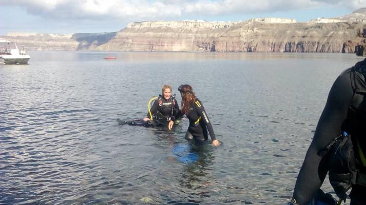 Scuba Diving-Santorini-Discover Scuba Diving in Santorini-3