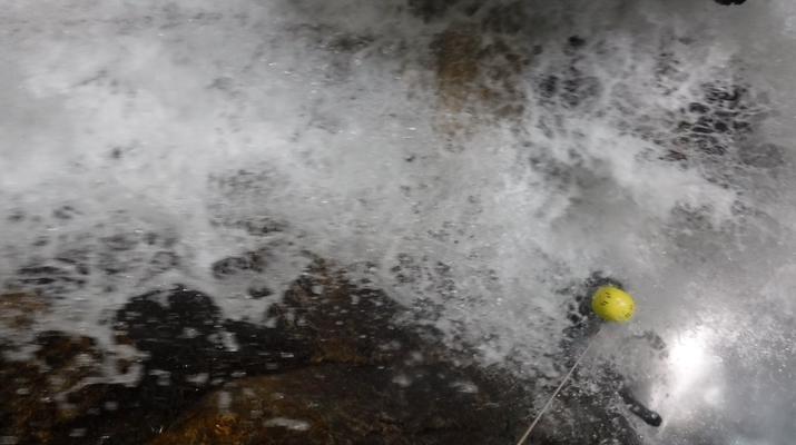 Canyoning-Laruns-Canyoning dans les Gorges du Bitet Supérieur à Laruns-2