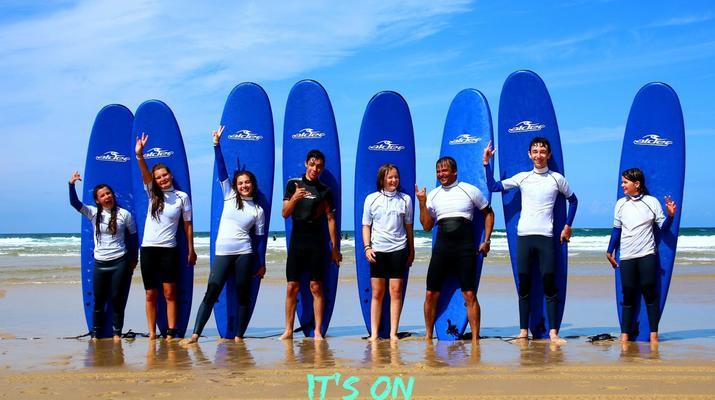 Surf-Arcachon-Cours et Stages de Surf à Arcachon-1