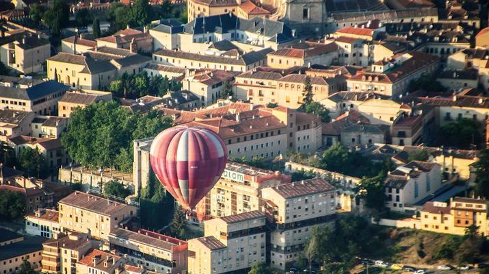 Hot Air Ballooning-Segovia-Hot air balloon flights in Segovia, near Madrid-2