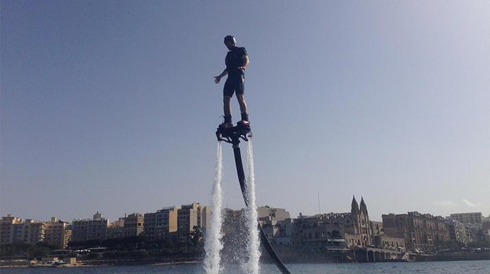 Flyboard/Hoverboard-Malte-Séances de vol à Birkirkara, Malte-8
