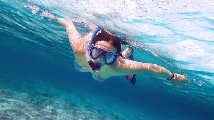 Snorkeling-Malte-Excursion de plongée en apnée autour de l'île de Comino, Malte-5
