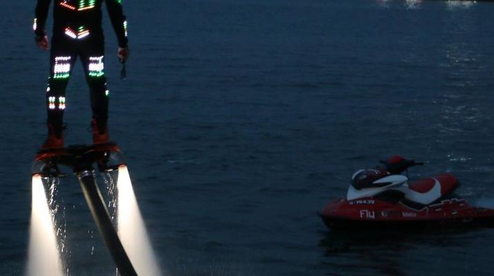 Flyboard/Hoverboard-Malte-Séances de vol à Birkirkara, Malte-6