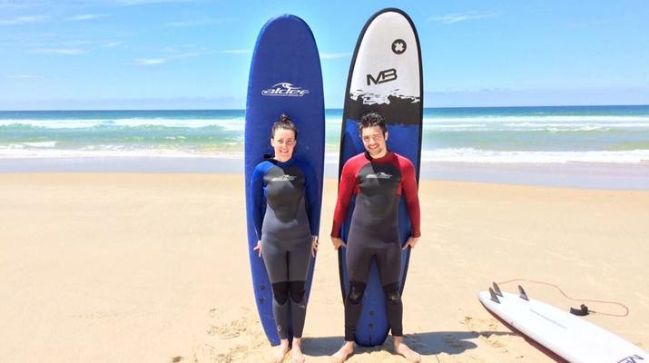 Surf-Arcachon-Cours et Stages de Surf à Arcachon-5