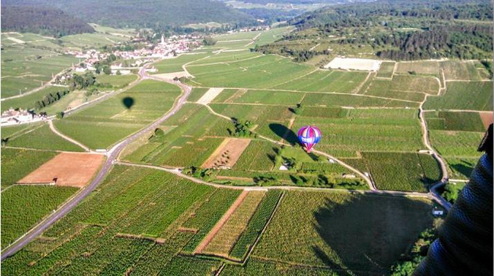 Montgolfière-Dijon-Vol en Montgolfière à Beaune-4