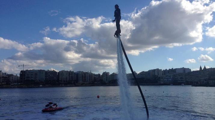 Flyboard/Hoverboard-Malte-Séances de vol à Birkirkara, Malte-4