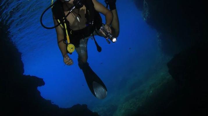 Plongée sous-marine-Malte-Cours PADI Open Water dans la baie de Mellieha, Malte-6