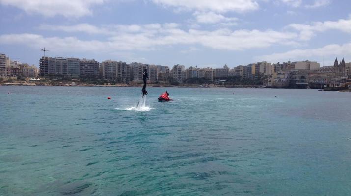 Flyboard/Hoverboard-Malte-Séances de vol à Birkirkara, Malte-7