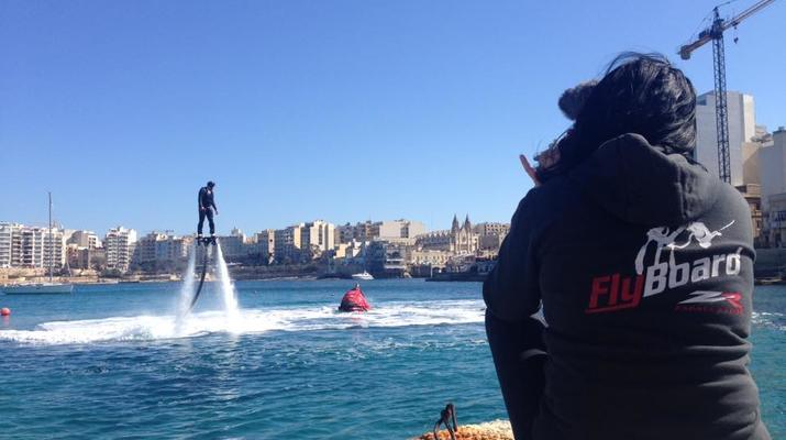 Flyboard/Hoverboard-Malte-Séances de vol à Birkirkara, Malte-2