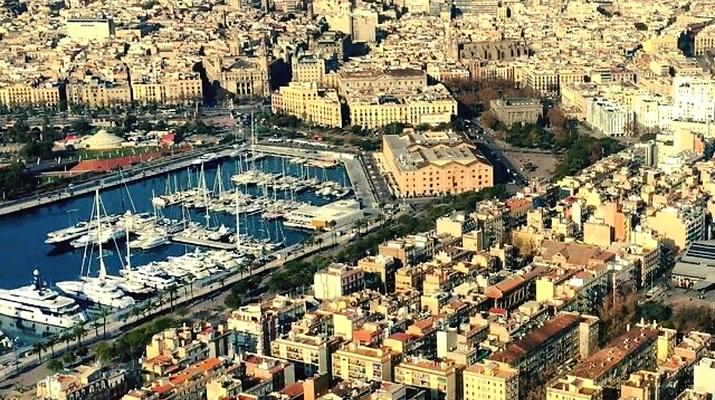 Helicopter tours-Barcelona-Panoramic Helicopter flights over Barcelona-6