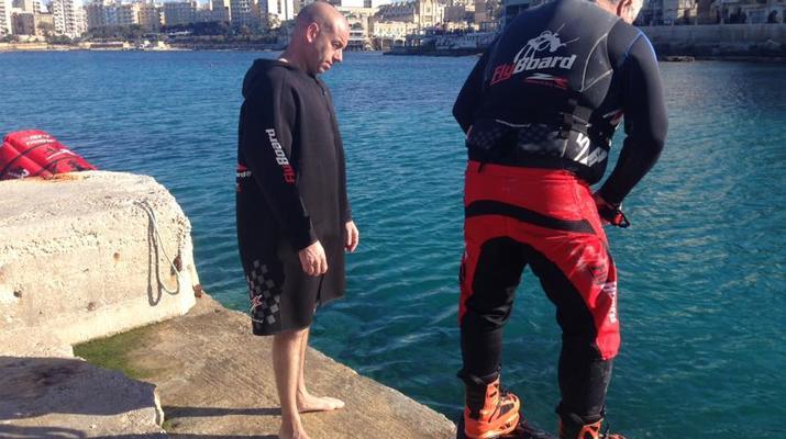 Flyboard/Hoverboard-Malte-Séances de vol à Birkirkara, Malte-1