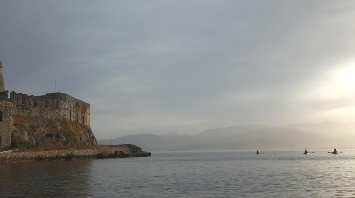 Sea Kayaking-Nafplio-Sea kayak excursions in Nafplio-2