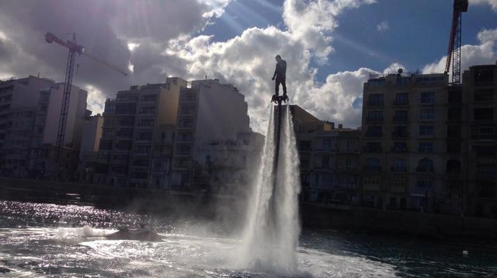 Flyboard/Hoverboard-Malte-Séances de vol à Birkirkara, Malte-5