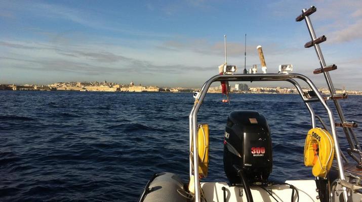 Snorkeling-Malte-Excursion de plongée en apnée autour de l'île de Comino, Malte-3