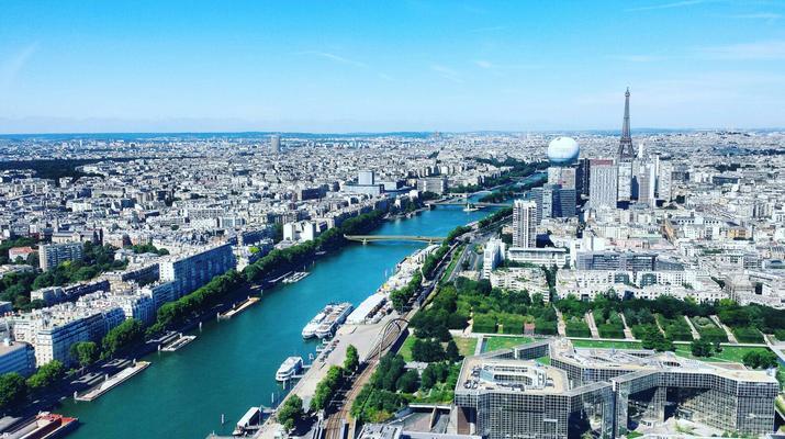 Helicopter tours-Paris-Helicopter ride over Paris and the Château de Versailles-10