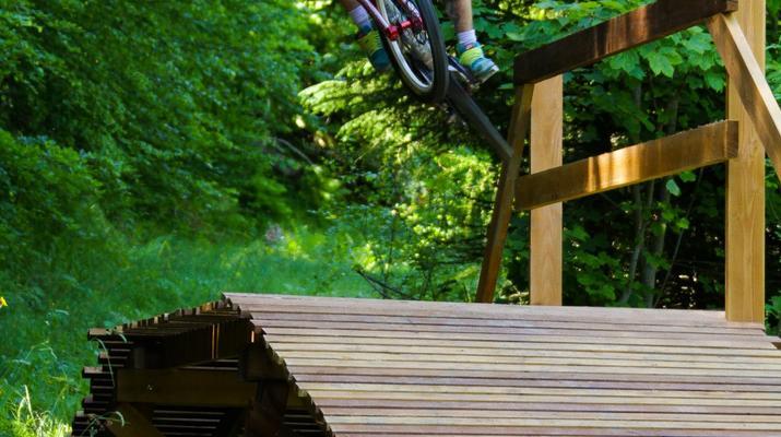 VTT-Cauterets-VTT de Descente au Bike Park de Cauterets-6