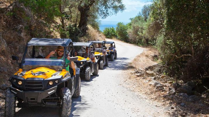 Quad biking-Kefalonia-Guided Quad tours to Kefalonia's backcountry from Skala-1