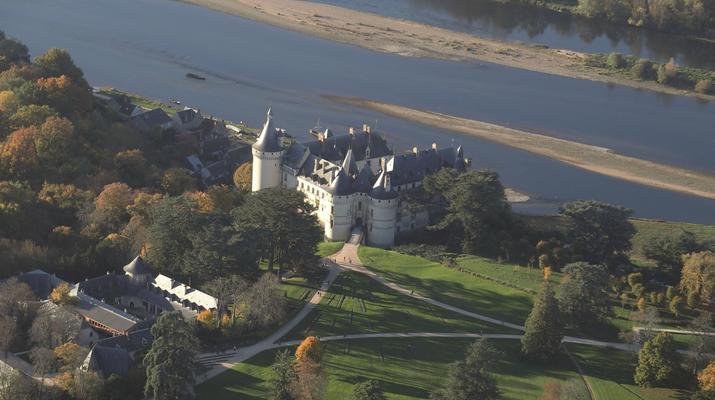 U.L.M-Tours-Baptême ULM à Chenonceau au-dessus des Châteaux de la Loire-2