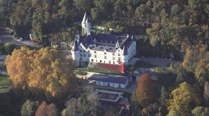 U.L.M-Tours-Baptême ULM à Chenonceau au-dessus des Châteaux de la Loire-3