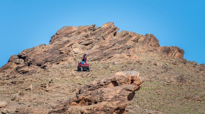 Quad biking-Marrakech-Quad bike excursion at the Agafay desert, near Marrakech-5