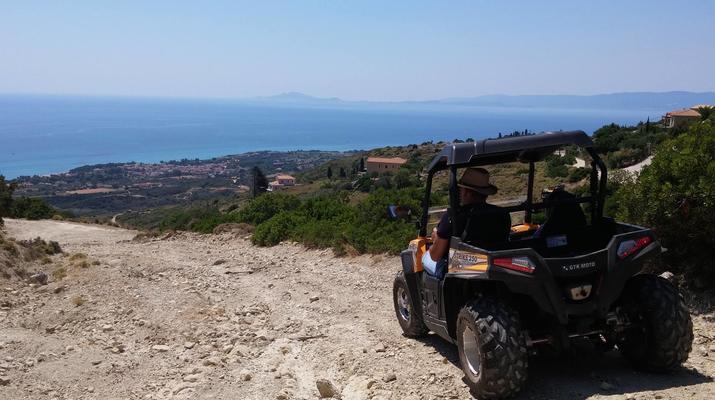 Quad biking-Kefalonia-Guided Quad tours to Kefalonia's backcountry from Skala-6