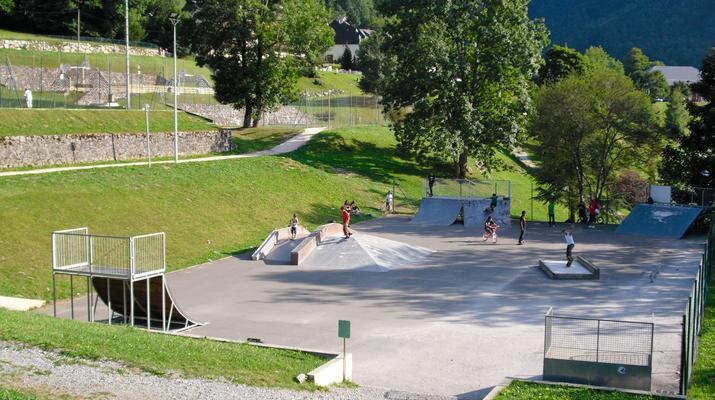VTT-Cauterets-VTT de Descente au Bike Park de Cauterets-1