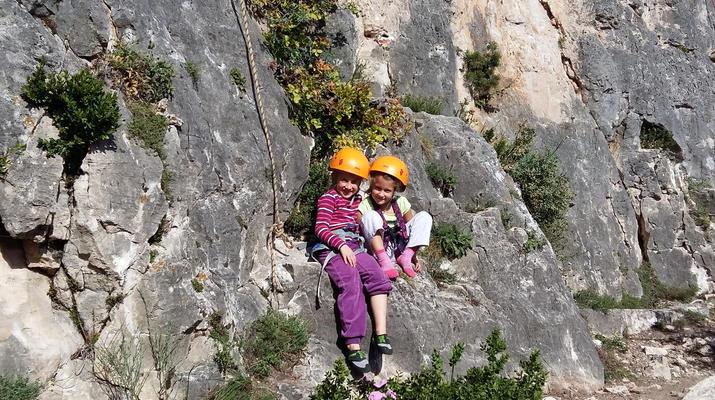 Escalade-Gorges du Tarn-Escalade sur les falaises des Gorges du Tarn-3