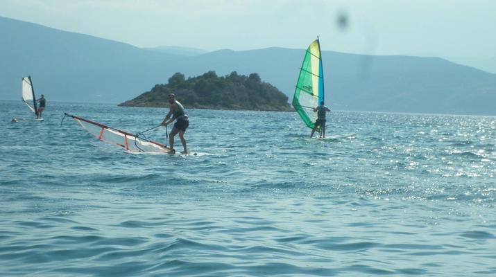 Windsurf-Nauplie-Leçon de planche à voile à Nauplie-3