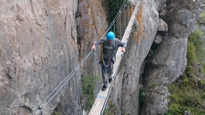 Via Ferrata-Gorges du Tarn-Via Ferrata de Liaucous, Gorges du Tarn-1