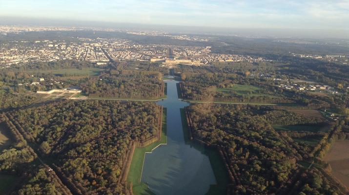 Helicopter tours-Paris-Helicopter ride over Paris and the Château de Versailles-9