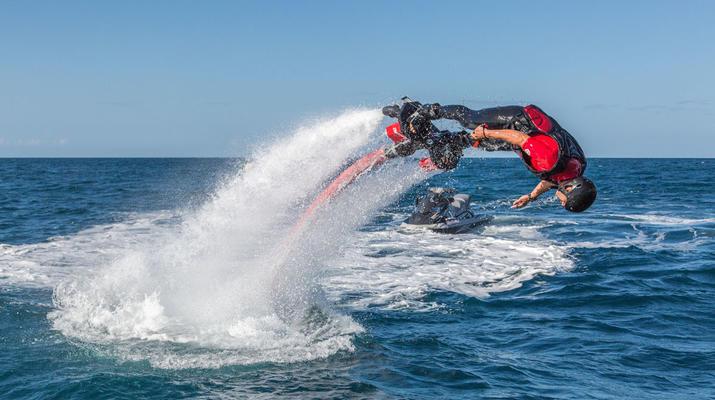 Flyboard / Hoverboard-Anfi del Mar, Gran Canaria-Flyboard sessions in Anfi del Mar, Gran Canaria-2