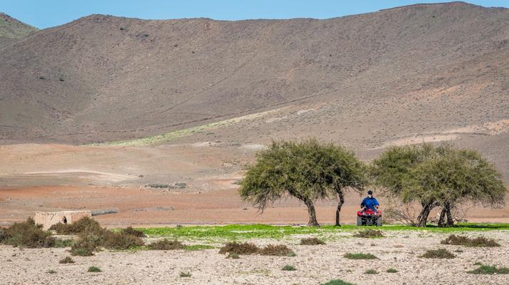 Quad biking-Marrakech-Quad bike excursion at the Agafay desert, near Marrakech-4