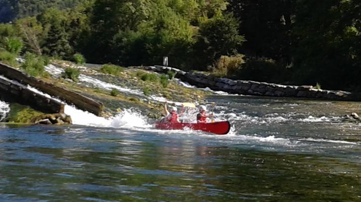 Canoë-kayak-Gorges du Tarn-Location de canoë-kayak dans les Gorges du Tarn près de Millau-5