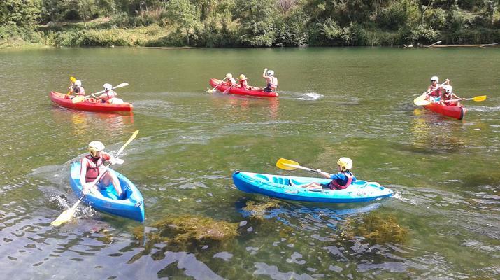 Canoë-kayak-Gorges du Tarn-Location de canoë-kayak dans les Gorges du Tarn près de Millau-6