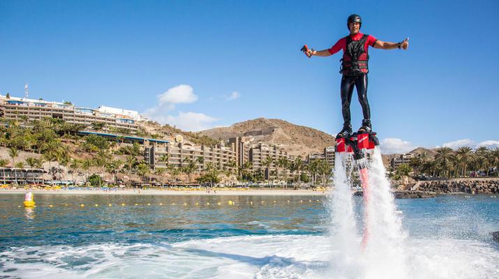 Flyboard / Hoverboard-Anfi del Mar, Gran Canaria-Flyboard sessions in Anfi del Mar, Gran Canaria-5
