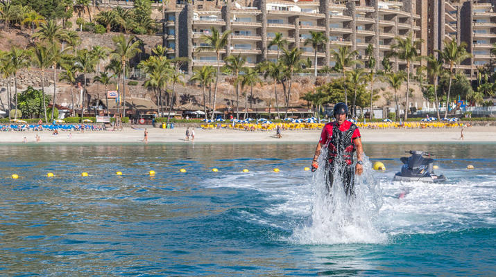 Flyboard / Hoverboard-Anfi del Mar, Gran Canaria-Flyboard sessions in Anfi del Mar, Gran Canaria-4