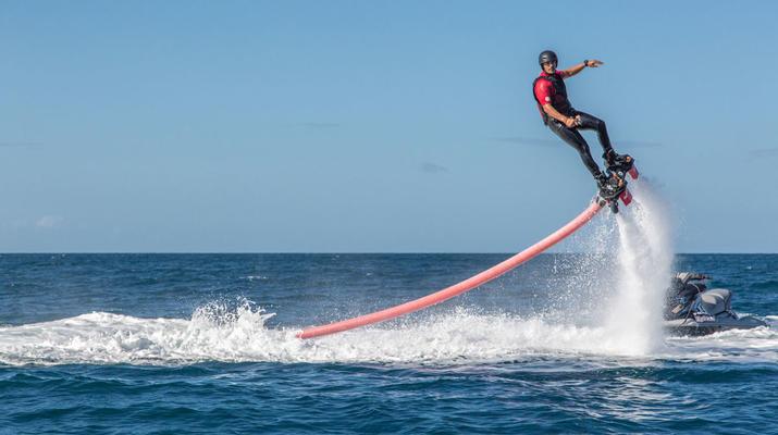 Flyboard / Hoverboard-Anfi del Mar, Gran Canaria-Flyboard sessions in Anfi del Mar, Gran Canaria-1