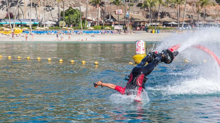 Flyboard / Hoverboard-Anfi del Mar, Gran Canaria-Flyboard sessions in Anfi del Mar, Gran Canaria-3