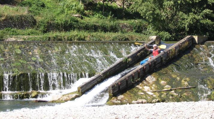 Canoë-kayak-Gorges du Tarn-Location de canoë-kayak dans les Gorges du Tarn près de Millau-4