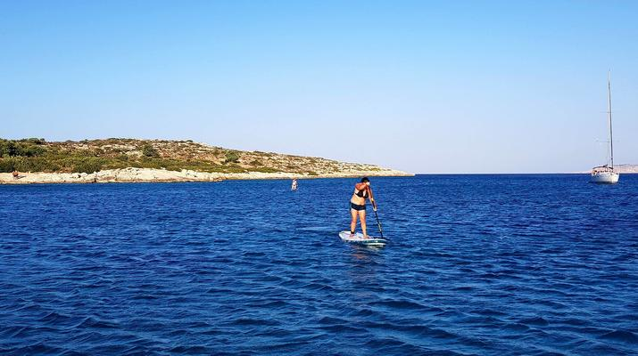 Stand up Paddle-Chania-SUP Tour in Chania, Kreta-4
