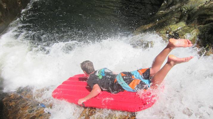 Kayaking-Tsitsikamma National Park-Kayak & Lilo excursion in Storms River in the Tsitsikamma National Park-4