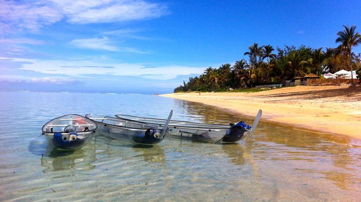 Kayak de mer-Lagon de Saint-Gilles-Balade en Kayak transparent dans le lagon de Saint-Gilles-5