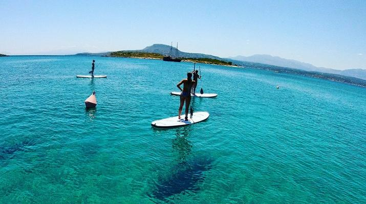 Stand up Paddle-Chania-SUP Tour in Chania, Kreta-2