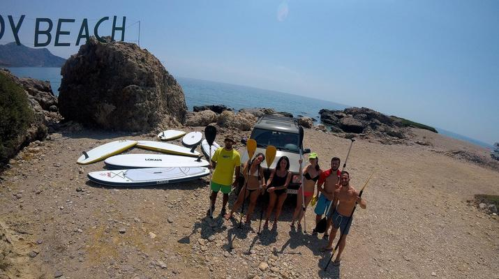 Stand up Paddle-Chania-SUP Tour in Chania, Kreta-1