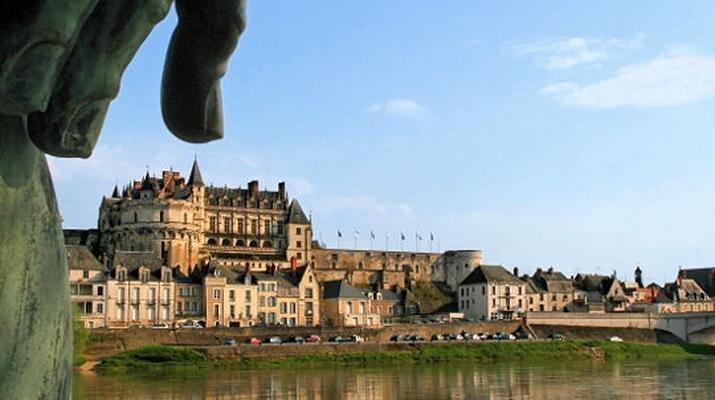 Hot Air Ballooning-Tours-Hot air balloon flight in Amboise, Touraine-1