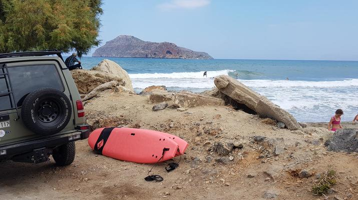 Stand up Paddle-Chania-SUP Tour in Chania, Kreta-5
